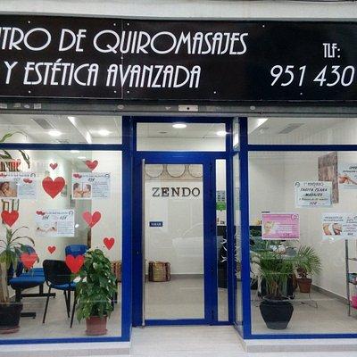 Centro de Quiromasaje y Estética avanzada ZENDO C/ Lepanto 3 - Las delicias.