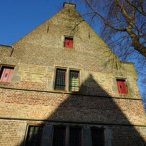 Rijksmonument Maria of Kruittoren uit 1508;Hoorn