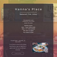 Hanna's Place – Hand carved sirloin and the best seafood you will find in the valley!