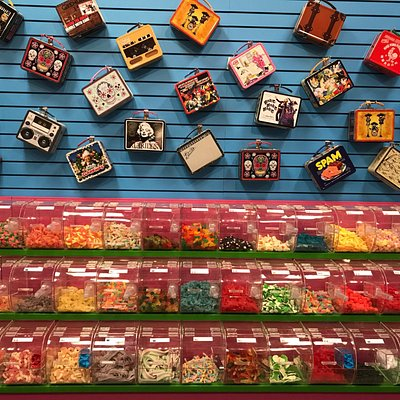 Mix and match bulk candy - pick your favourites!