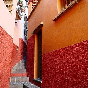 Callejon del Beso