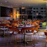 Lugar único, ambiente especial con comida de primer nivel