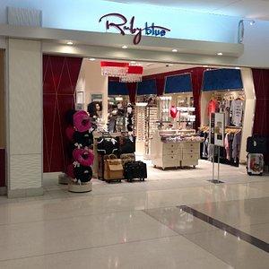 Ruby Blue - Philadelphia Airport