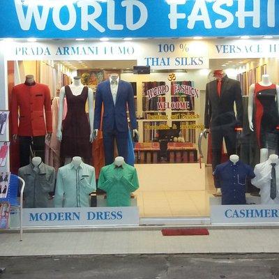 World Fashion Tailor Khao Lak Nang Thong Beach Road