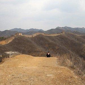 Great Wall at Panlongshan (Coiling Dragon Mountain)