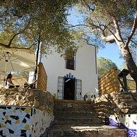 Casa del Guarda restaurant, Tarragona, Catalonia, Spain