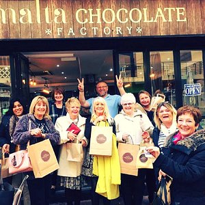 Chocolate tends to bring out the best in all of us! - Malta Chocolate Factory