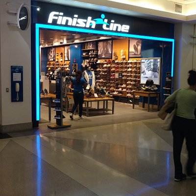 Finish Line - Philadelphia Airport