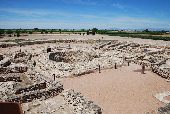 Iberian Iron Age village, Catalonia, Spain