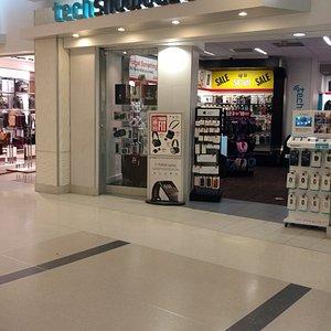 Tech Showcase - Philadelphia Airport