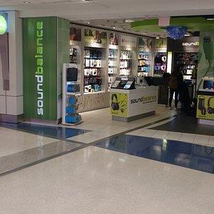 Sound Balance - Philadelphia Airport