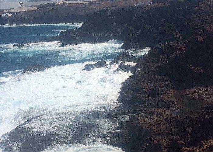 vista oceano dal faro