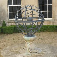 Admiral Arthur Phillip Memorial Sculpture/Globe Bath UK