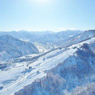 創業1949年。長年スノーヤーに愛され続ける最大の理由は、とにかく「山が面白い」の一言に尽きる。
