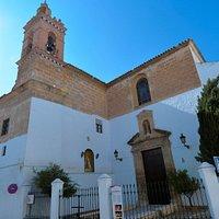 Iglesia Convento de Nuestra Señora del Carmen.
