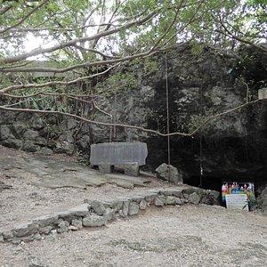 ChibiChiri Gama cave