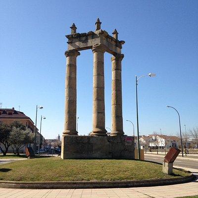 The Three Columns