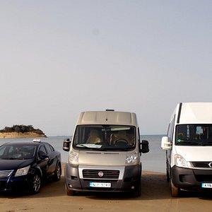 Our Fleet At Your Service!