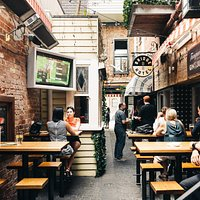 Our iconic laneway