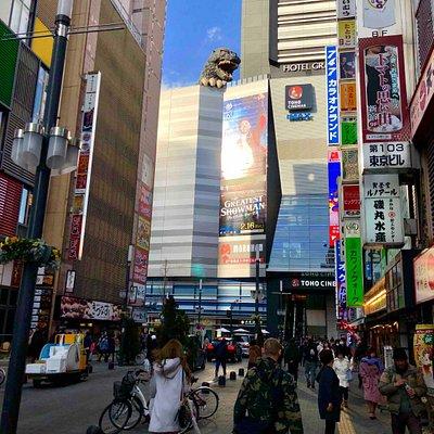 Godzilla Road 1