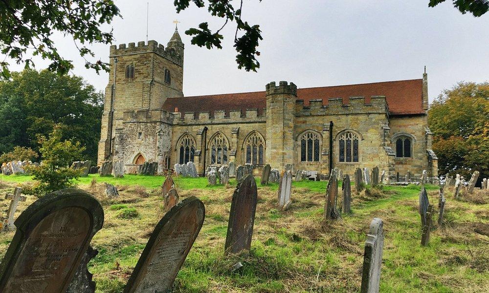St George's Church, Benenden