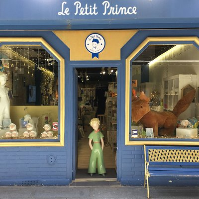 Welcome to LE PETIT PRINCE STORE - PARIS