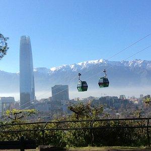 View from Cerro San Cristobal-Winter 2017
