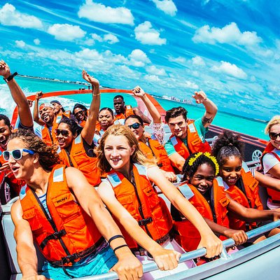 Bahamas Jet Boat is a fun and refreshing jet boat tour for all who love excitement!