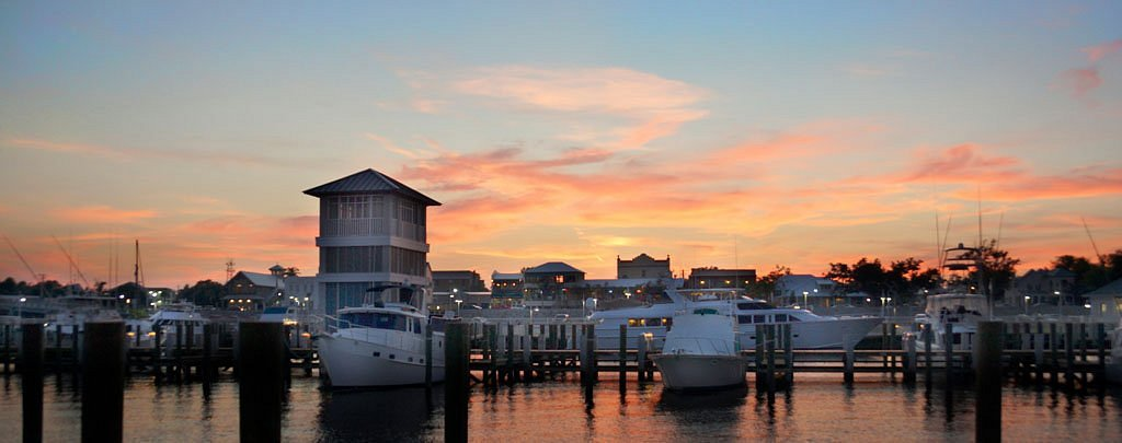 Bay St. Louis Harbor