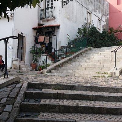 Escadinhas de São Miguel.