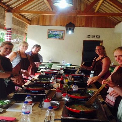 Cooking class in ubud -Subak cooking class