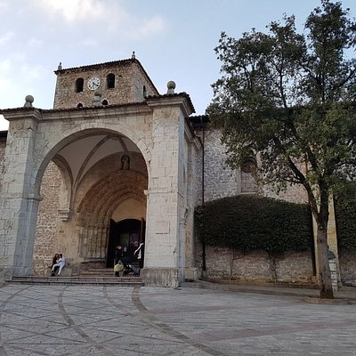 Iglesia de la Asunción o de Sta. María del Conceyu