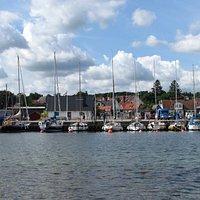 Harbour in Kivik