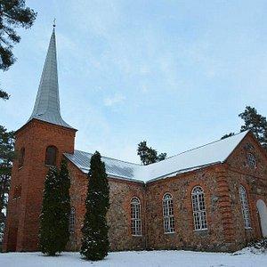 Alatskivi Church of the Estonian Evangelical Lutheran Church