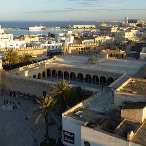 Cartoline da Sousse, Tunisia