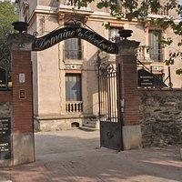 Portal zur Domaine de la Rectorie (2010)