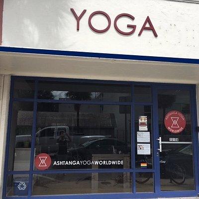 Our studio located at 1515B East Las Olas Blvd