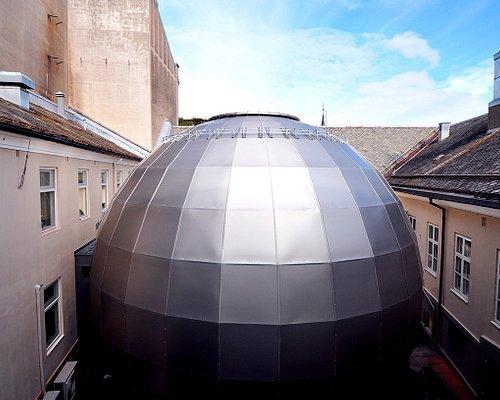 Norges eneste 360 3D-planetarium