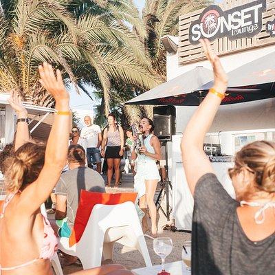 The Sunset Lounge