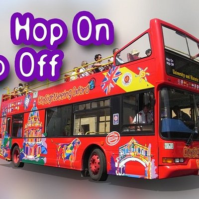Hop on, hop off as much as you like for the duration of your ticket