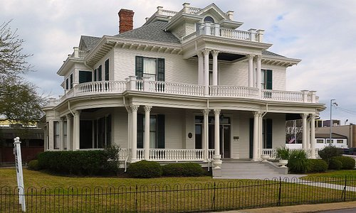 Historic Redding House - Biloxi - Exterior