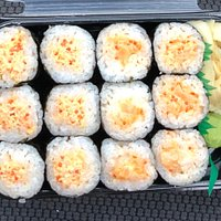 Spicy Crab Rolls/Spicy Dungeness Crab Rolls