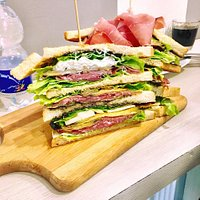 I nostri club sandwich