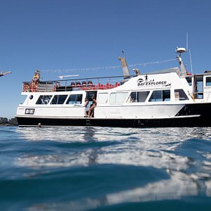 Bay Explorer Vessel photo credit:Toby Butler