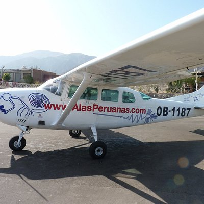 One of our planes