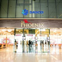 The Phoenix has a wide space and fresh ambience for passengers to enjoy tasty food while leisure