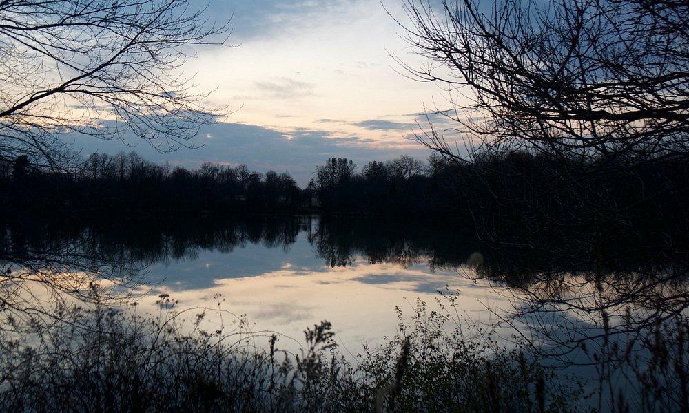 Sunset at Core Creek