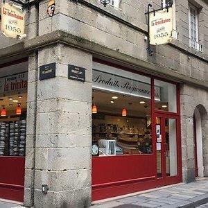 La Trinitaine Spécialités Bretonnes : Biscuits, Caramel, Cidres,...