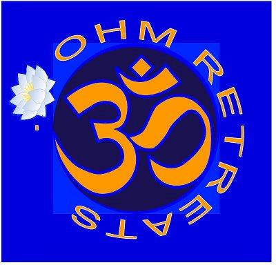 Ohm Retreats Logo