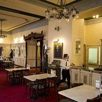 Hauer Café & Confectionery - interior (front)